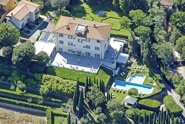 Отель во Флоренции с бесплатной парковкой