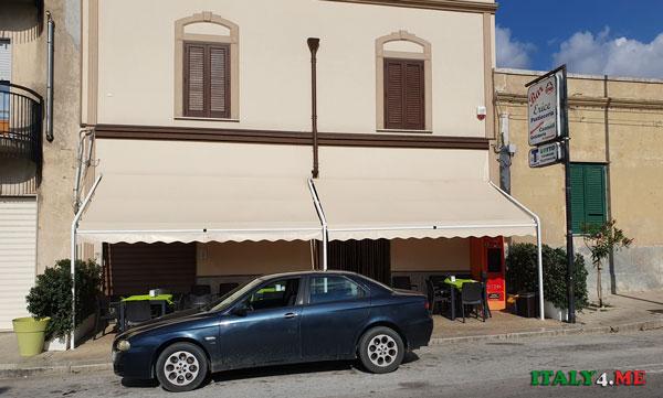 Маршрут на машине по западной Сицилии на 10 дней
