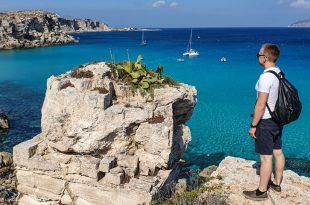 Маршрут на машине по западной Сицилии