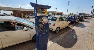 Парковка в Трапани