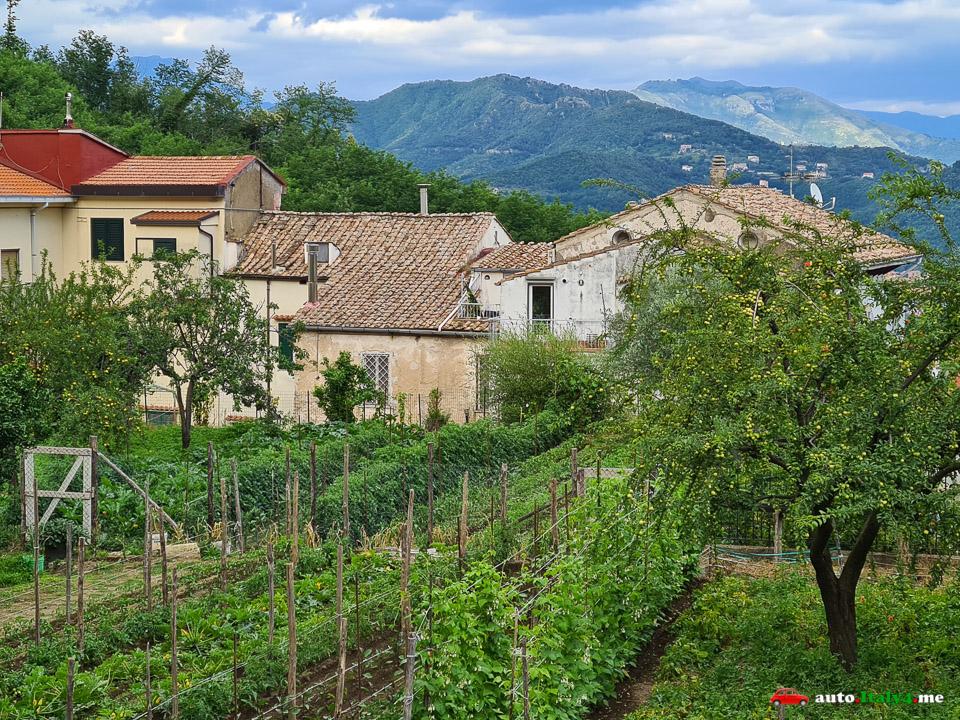 Кава-де-Тиррени Италия