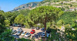 Парковка в Равелло