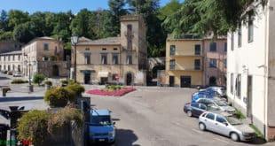Парковка в Чивита ди Баньореджо